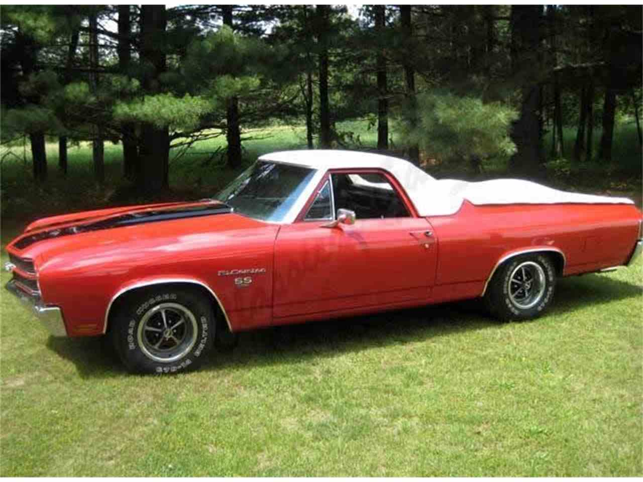 Large Picture of '70 El Camino SS - 95WY