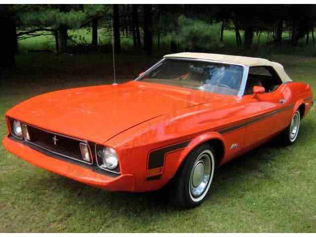 1973 Ford Mustang | 427571