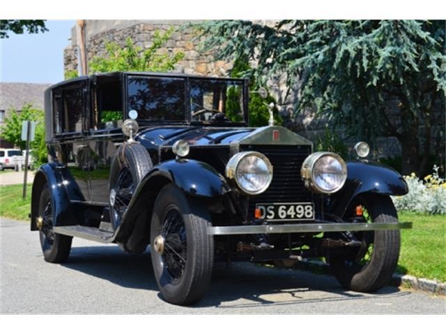 1926 Rolls-Royce Silver Ghost 'Warwick' | 427585