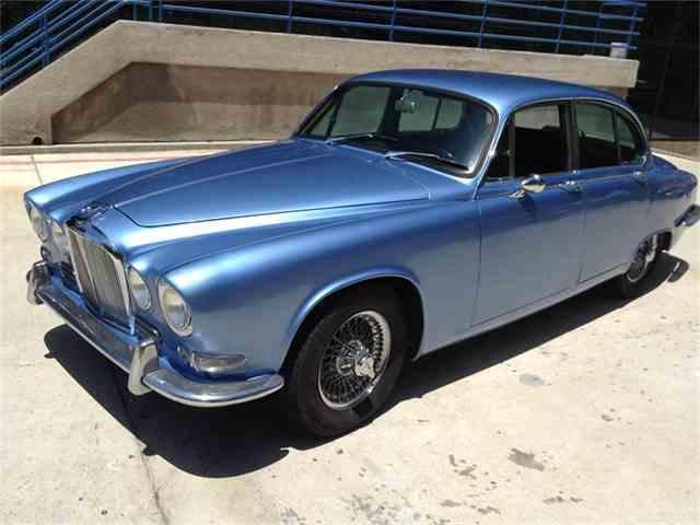 1967 Jaguar 420 | 427735