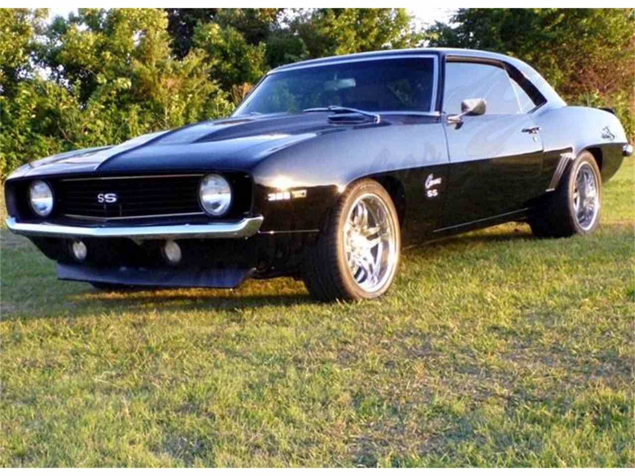 Large Picture of '69 Camaro - 96EO