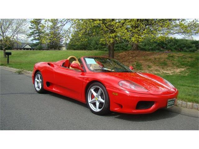 2001 Ferrari 360 | 428464