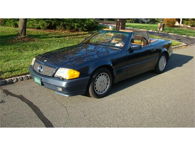 1992 Mercedes-Benz 500SL | 428469