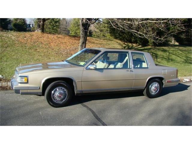 1987 Cadillac DeVille | 428472