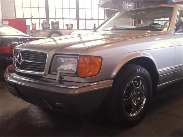 1991 Mercedes-Benz 560SEC | 428475