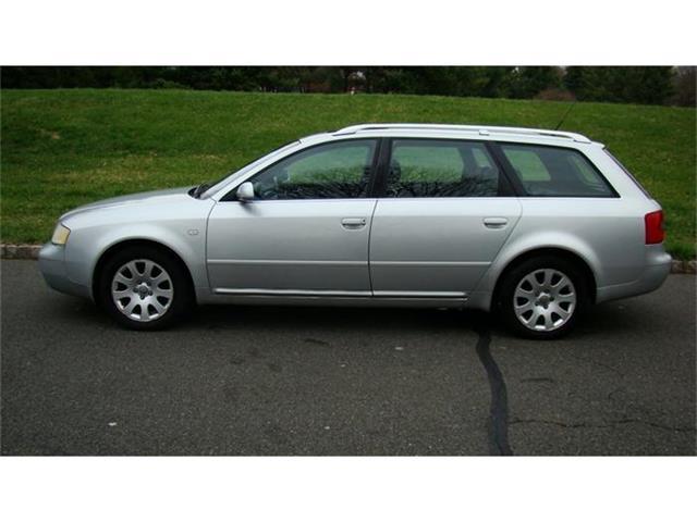 2001 Audi Wagon | 428480