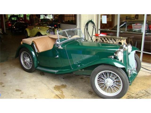 1947 MG TC | 428489