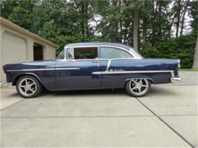 1955 Chevrolet 2-Dr Sedan | 428939