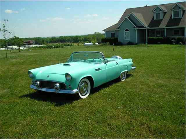 1955 Ford Thunderbird | 428942