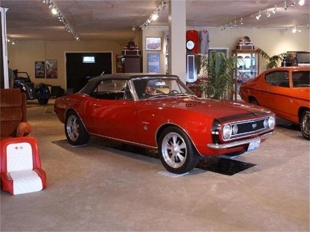1967 Chevrolet Camaro SS | 429169