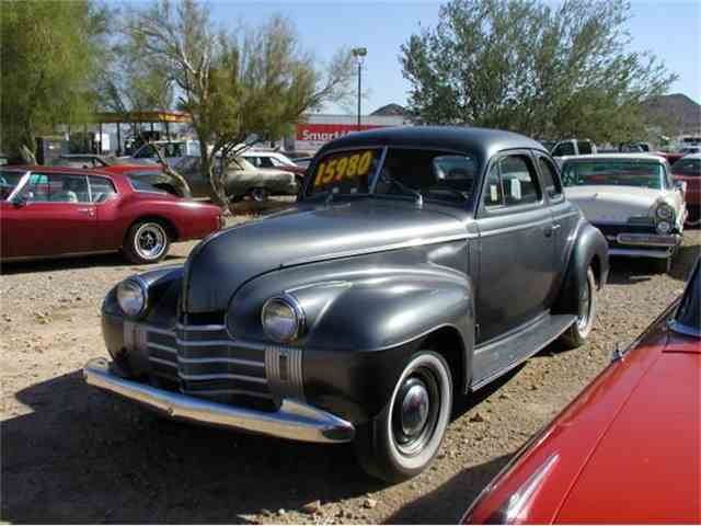 1940 Oldsmobile Coupe | 429852