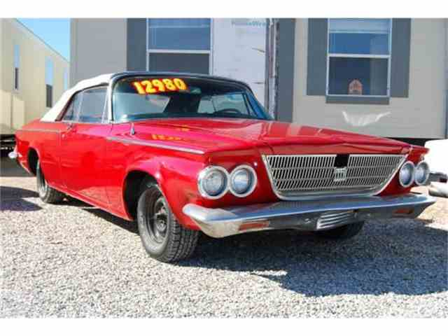 Picture of Classic '63 Chrysler Newport located in Arizona - $12,980.00 Offered by Desert Gardens Classic Cars - 97OW