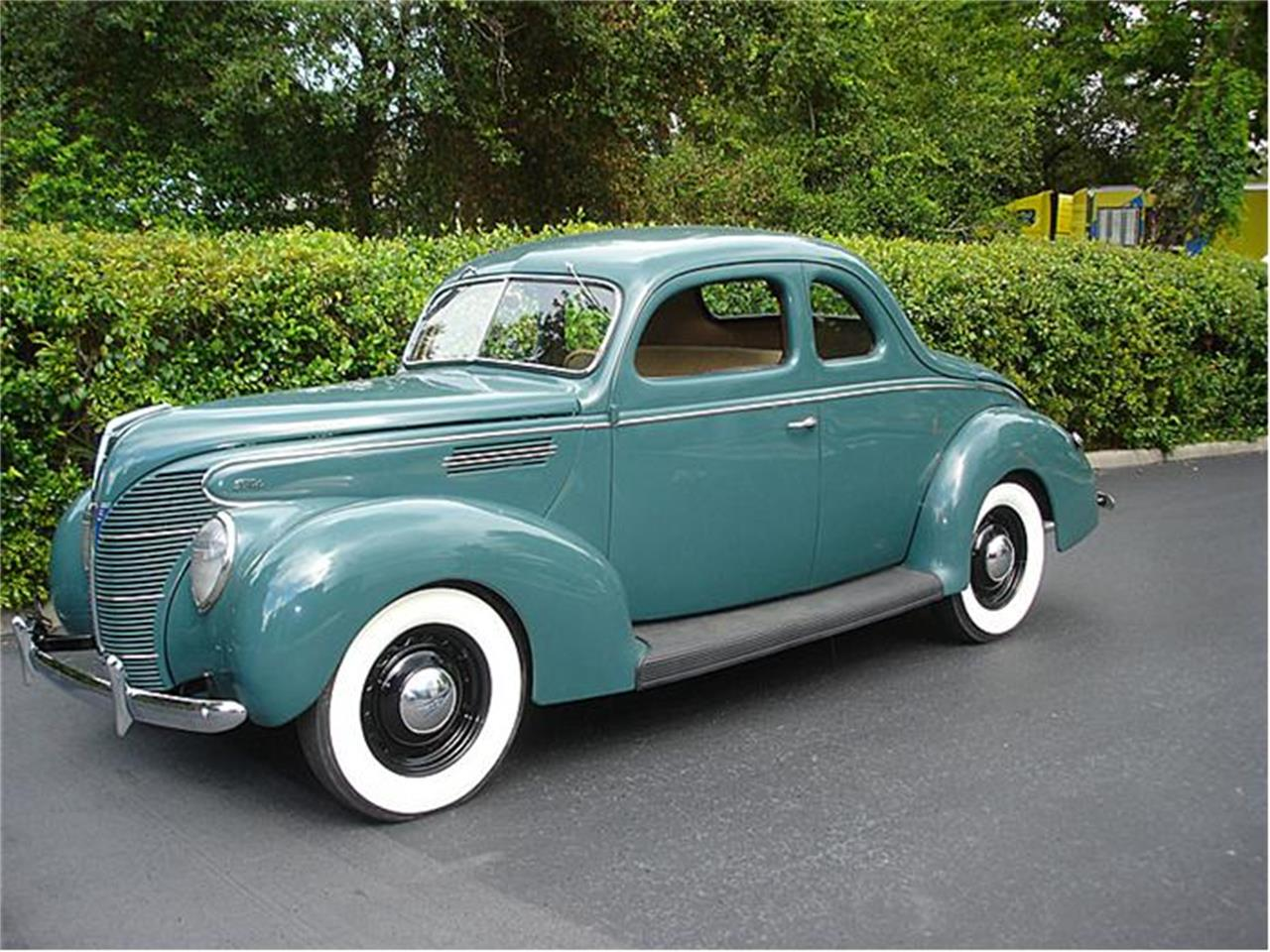 1939 ford coupe for sale cc 432572. Black Bedroom Furniture Sets. Home Design Ideas