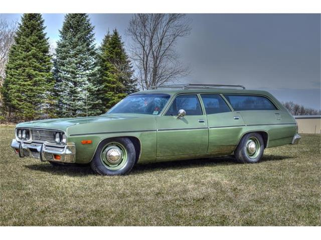 1974 Plymouth Station Wagon | 430003