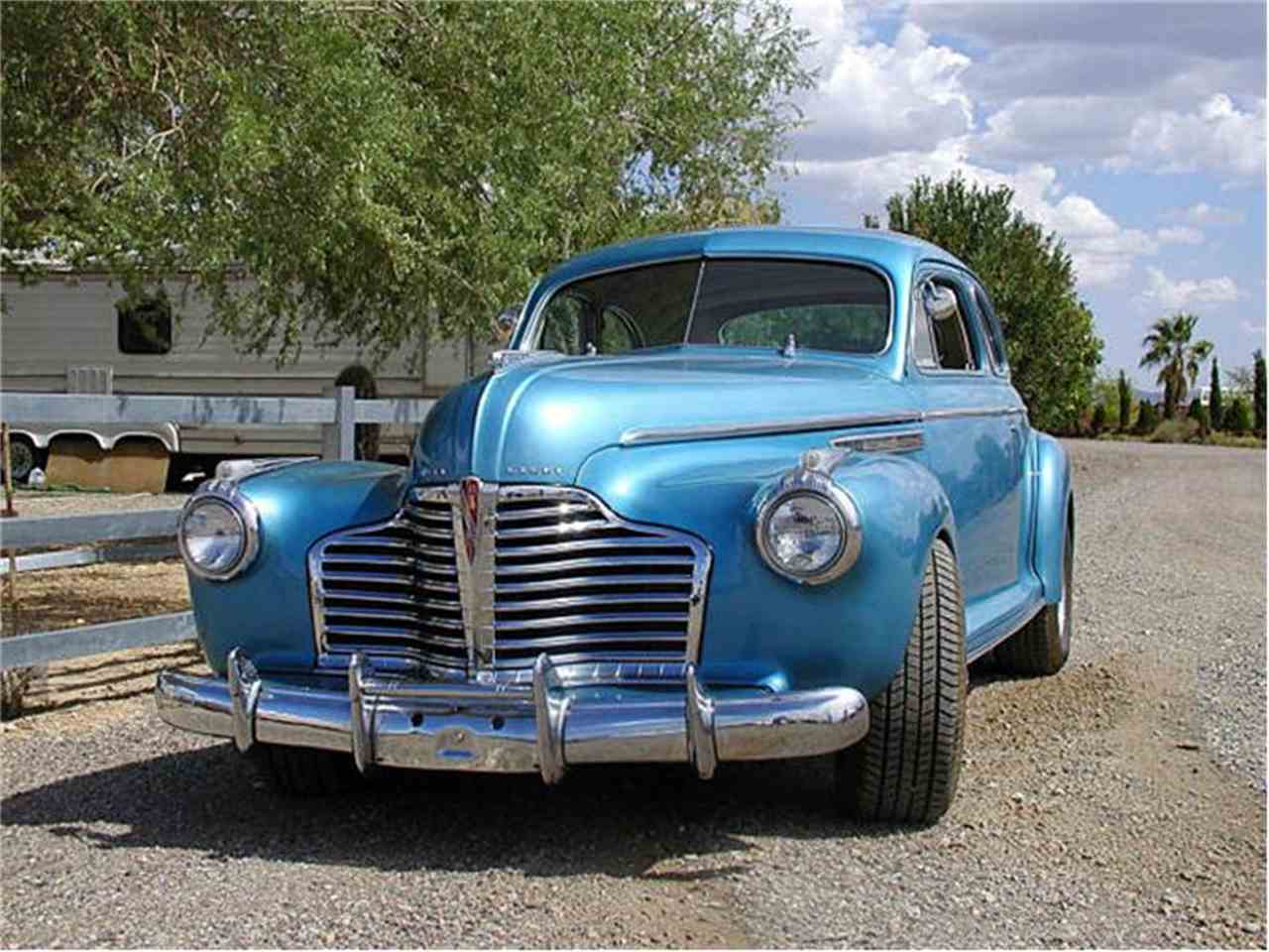 Large Picture of '41 Roadmaster - 9AUB