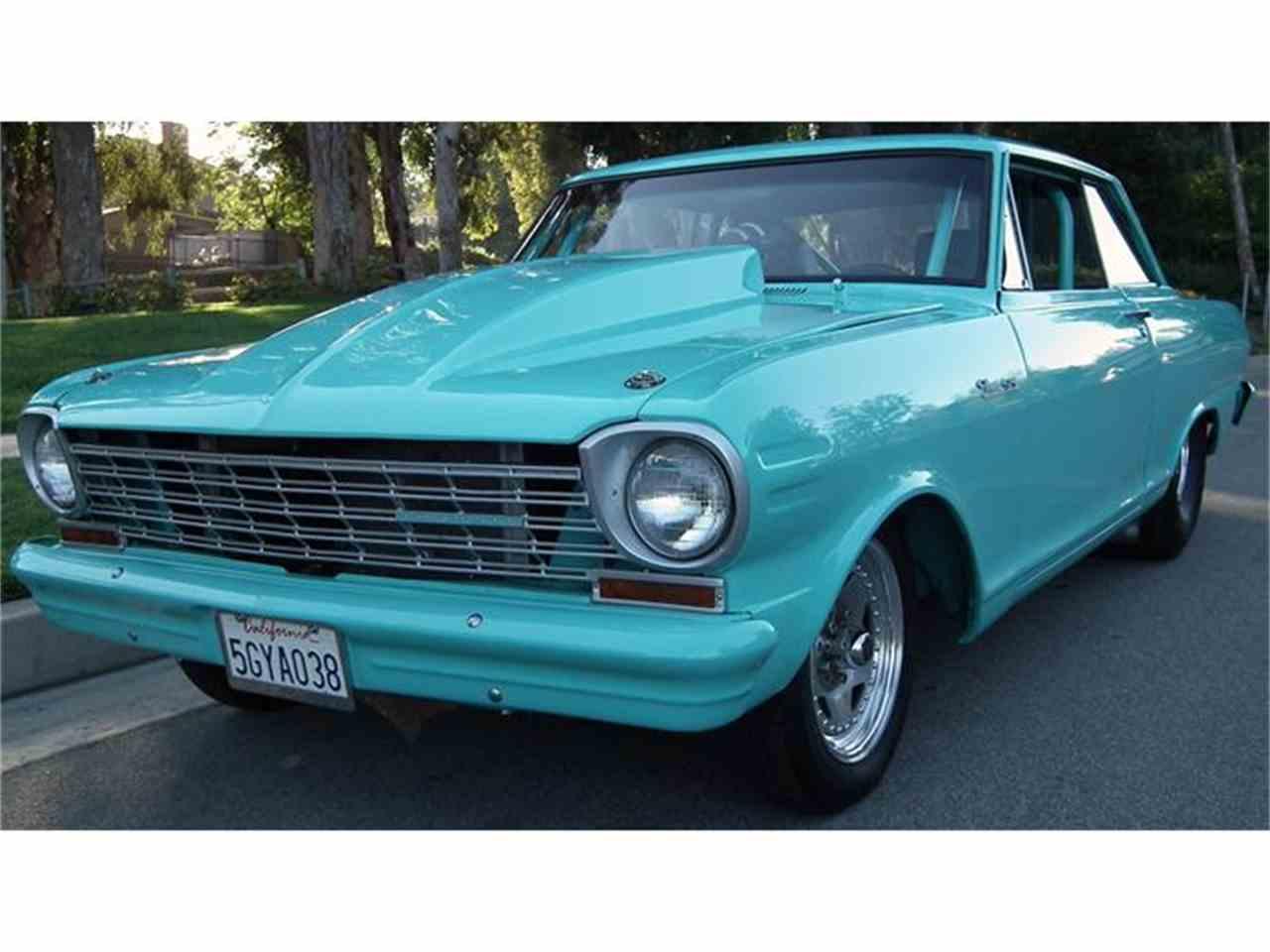 All Chevy 64 chevy nova : 1964 Chevrolet Nova for Sale on ClassicCars.com