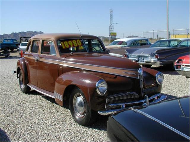 1941 Studebaker 4-Dr | 436651