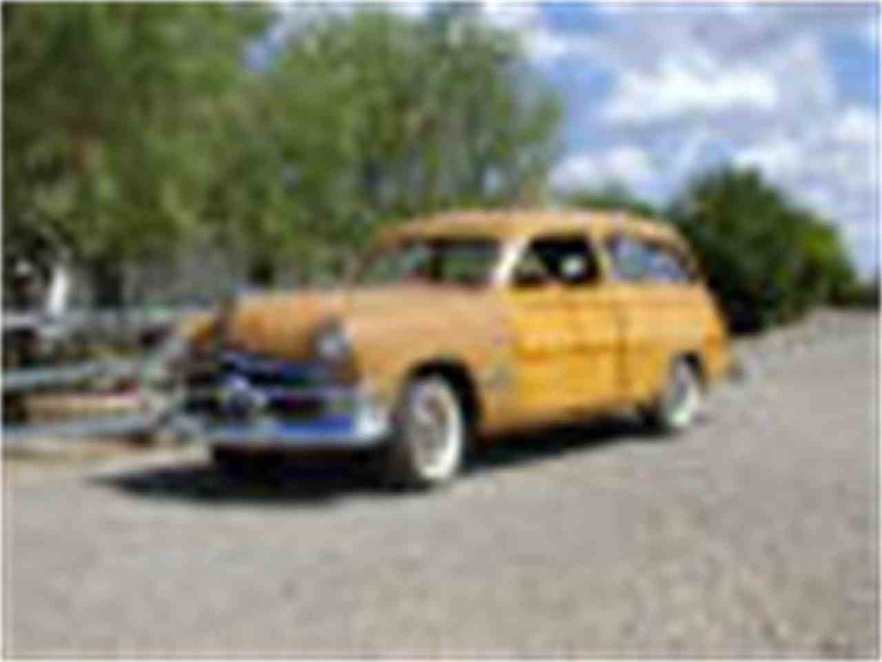 Large Picture of '49 Woody Wagon - 9CX8