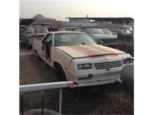 1987 Chevrolet El Camino | 437663