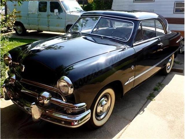 1951 Ford Victoria | 438003