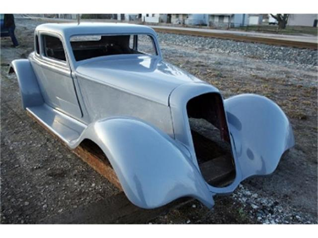 1933 Plymouth Coupe | 438907