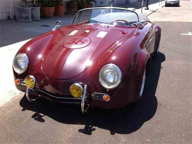 1958 Porsche Speedster | 439058