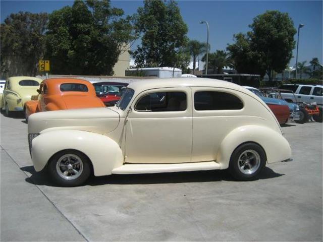 1940 Ford 2-Dr Sedan | 439074