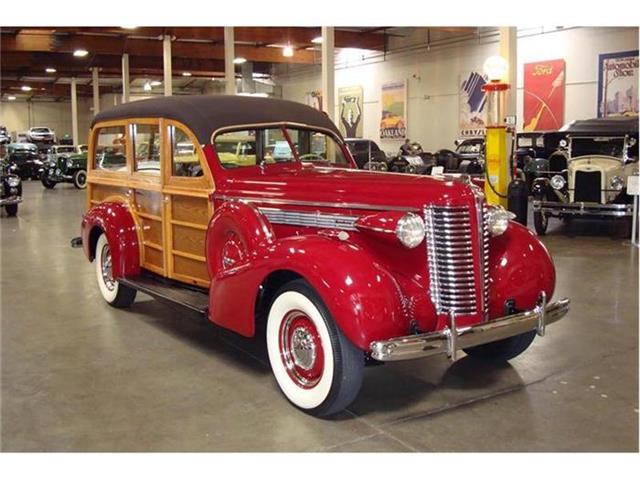 1938 Buick Century | 440013