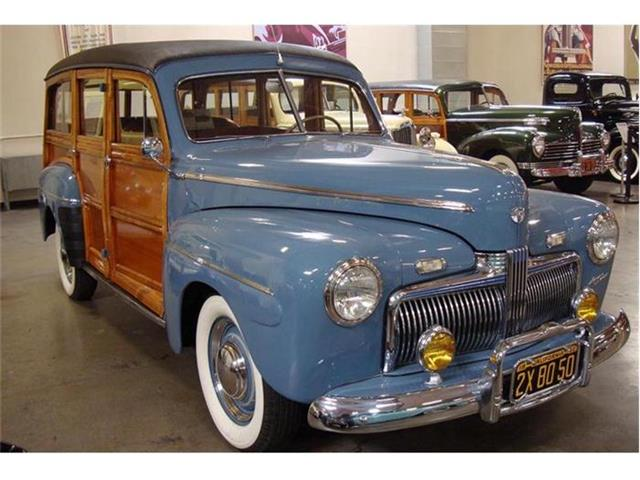 1942 Ford Super Deluxe | 440018