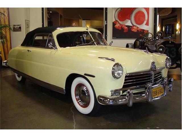 1948 Hudson Convertible | 440019