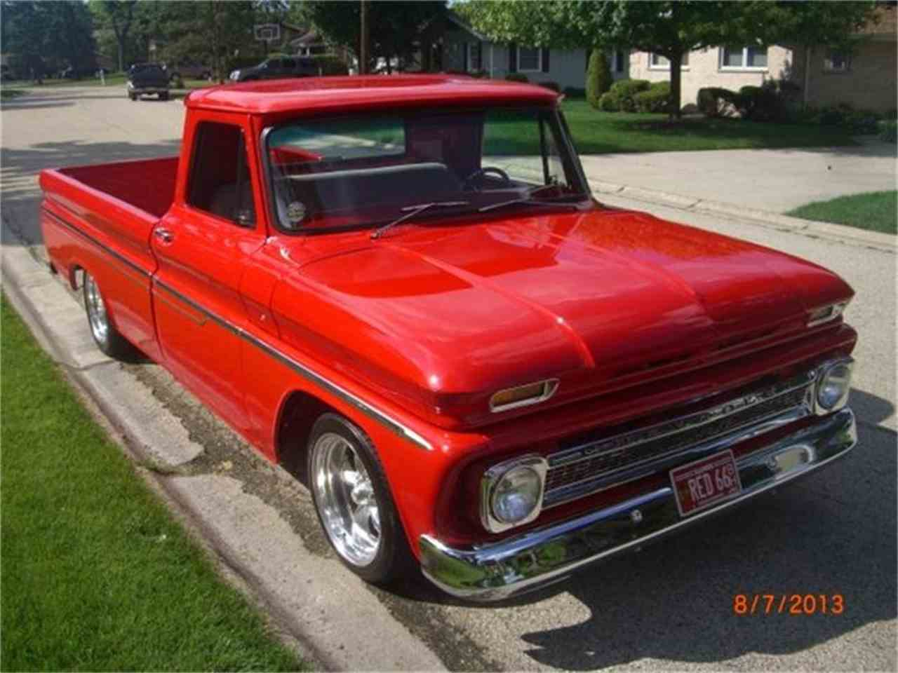 1966 Chevrolet Pickup For Sale Classiccars Com Cc 442775