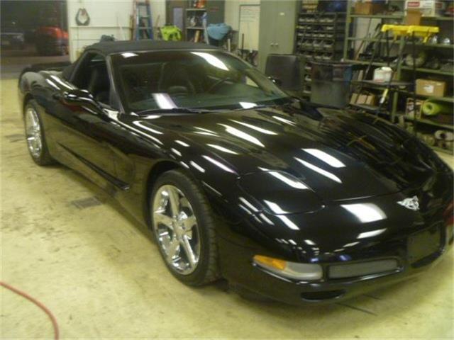 2003 Chevrolet Corvette | 443035