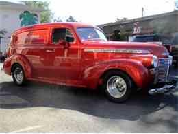 1940 Chevrolet Sedan Delivery for Sale - CC-440322