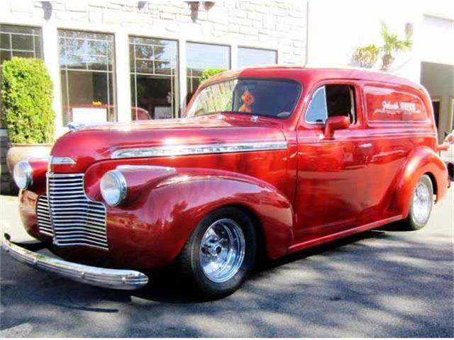 1940 CHEVROLET OTHER CUSTOM SEDAN DELIVERY | 440322