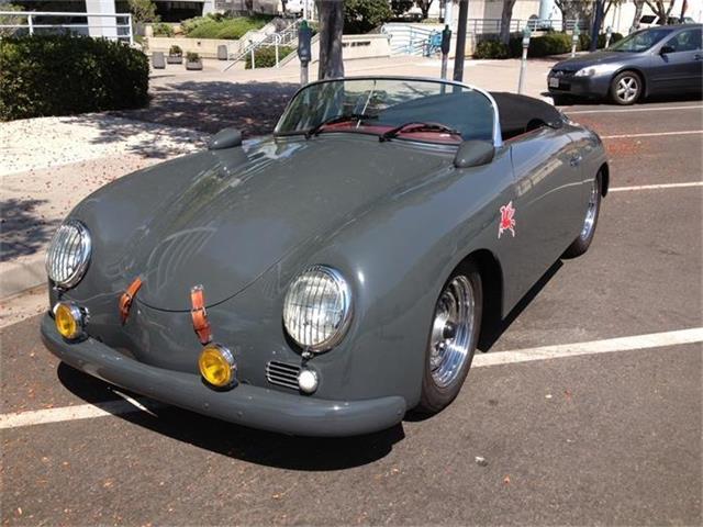 1957 Porsche Speedster | 444300