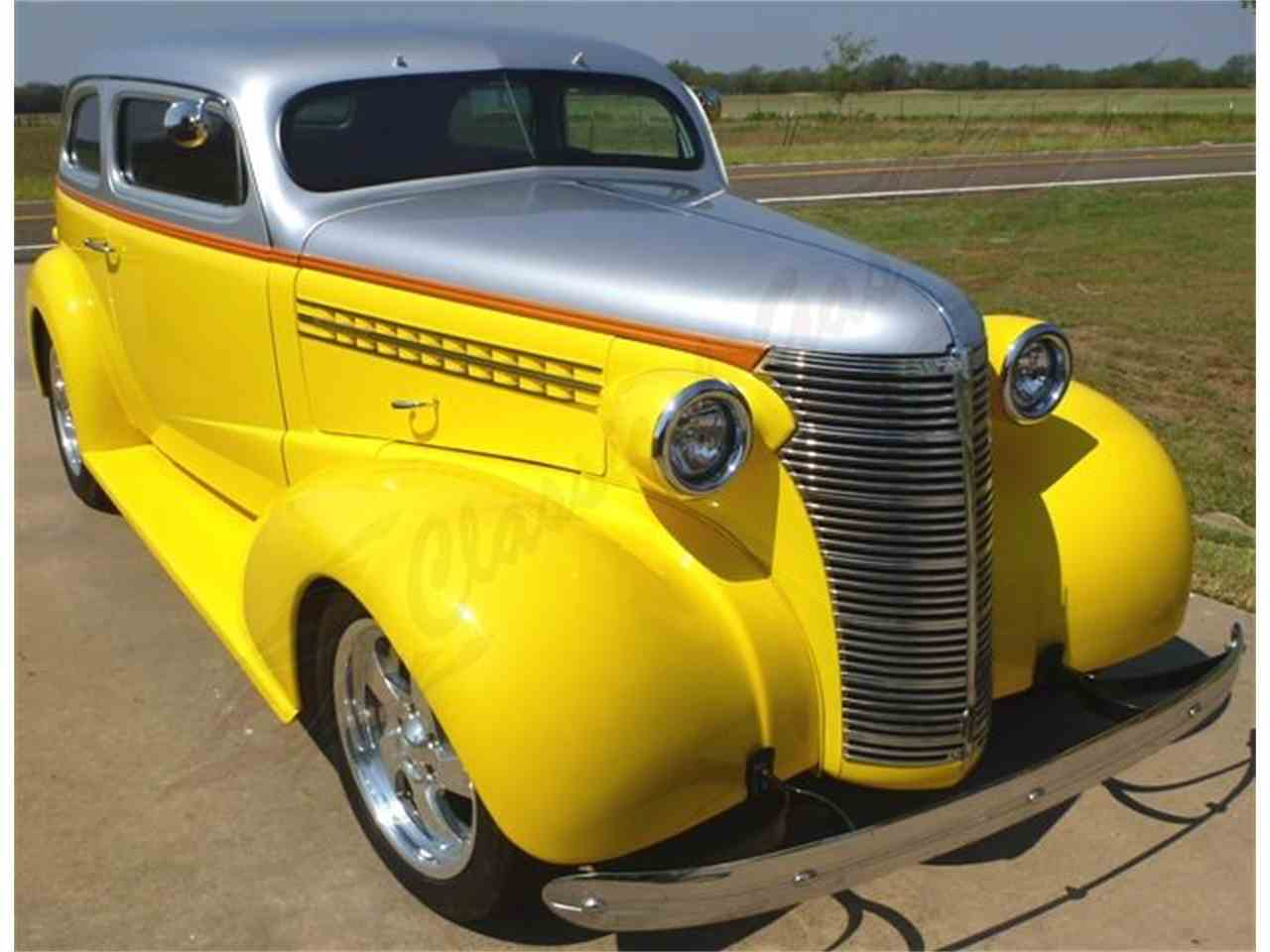 1938 Chevrolet Sedan for Sale - CC-444351