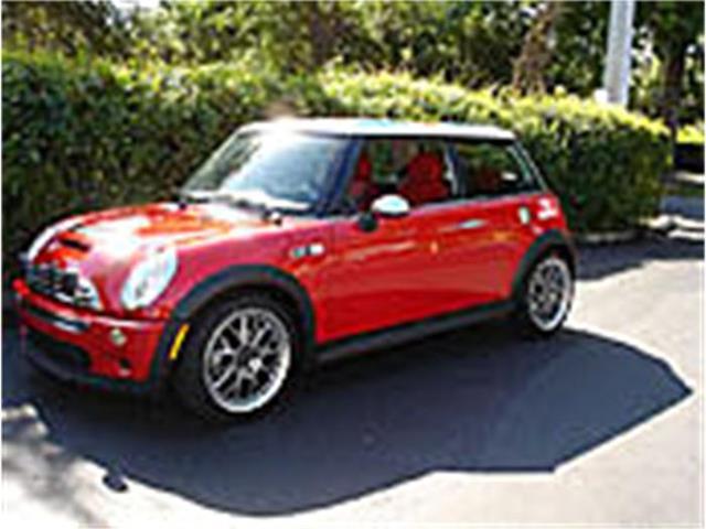 2004 Mini Cooper S | 444821