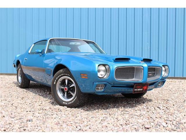 1971 Pontiac Firebird Formula | 445011