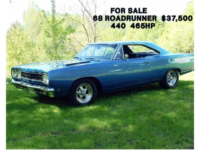 1968 Plymouth Road Runner | 445525