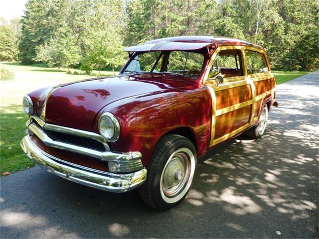 1951 Ford Woody Wagon | 445678