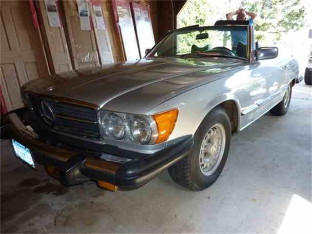 1978 Mercedes-Benz 450SL | 445738