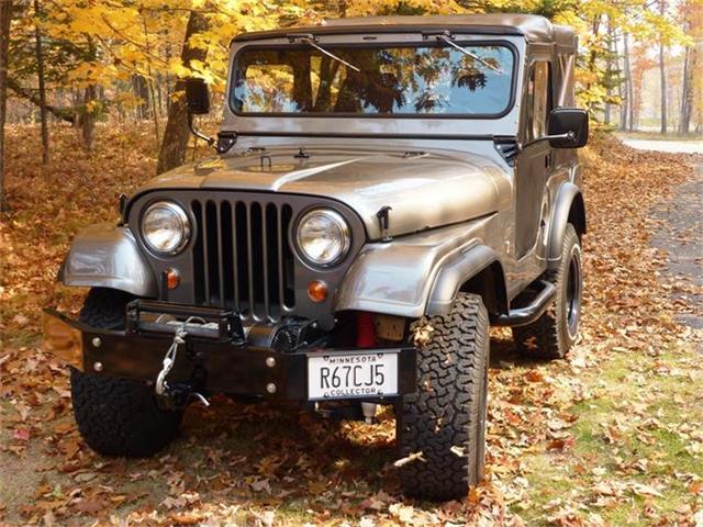 1967 Jeep CJ5 | 445742
