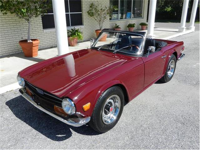 1971 Triumph TR6 | 445761