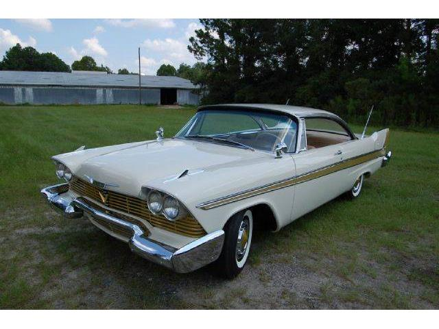 1958 Plymouth Sport Fury | 447201