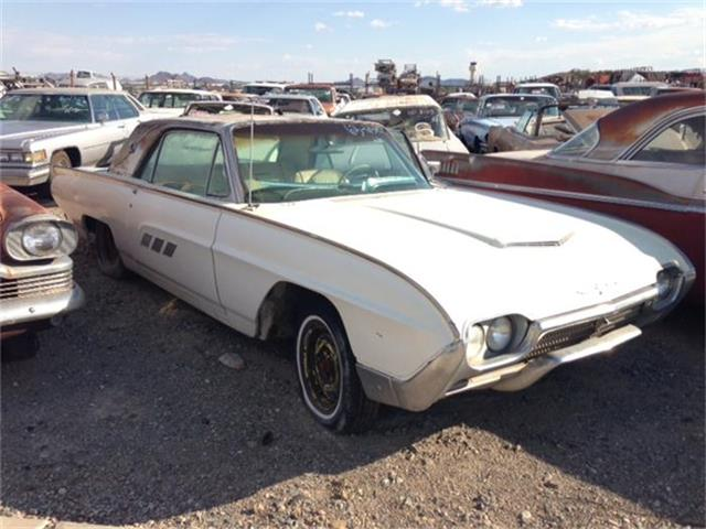 1963 Ford Thunderbird | 448364