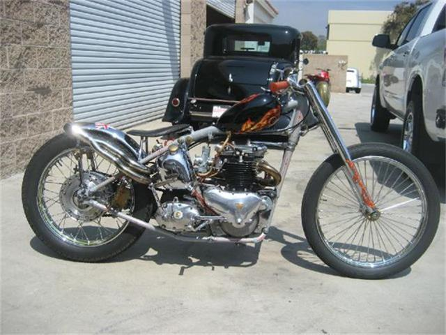 1950 Triumph Motorcycle | 449333