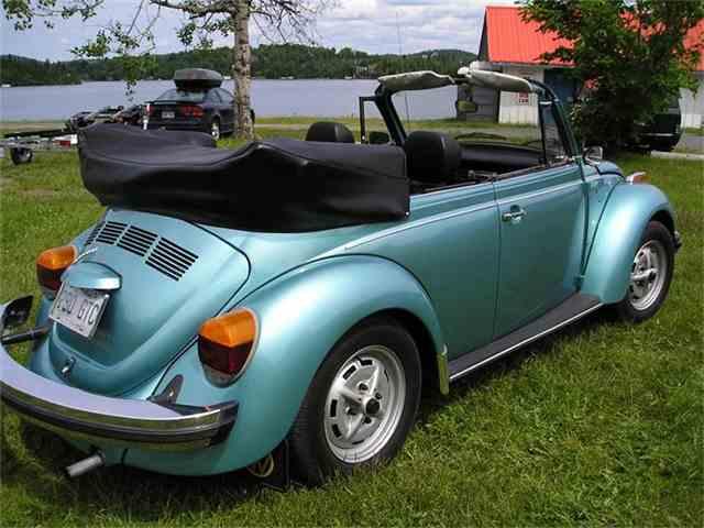 1979 Volkswagen Convertible | 449748