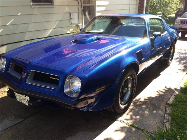 1974 Pontiac Firebird Trans Am | 449750