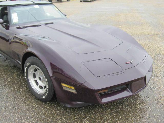 1981 Chevrolet Corvette | 452182