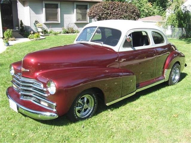 1947 Chevrolet Stylemaster   452665